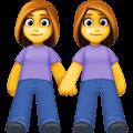 Perempuan Berpegangan Tangan Facebook