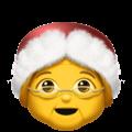 Nyonya Sinterklas Apple