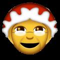 Nyonya Sinterklas Emojipedia