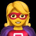 Pahlawan Super Perempuan Apple