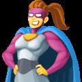 Pahlawan Super Perempuan Facebook