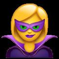 Perempuan Musuh Pahlawan Super WhatsApp