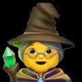 🧙♀️ Penyihir Perempuan Apple