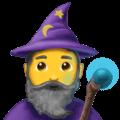 🧙♂️ Penyihir Laki Laki Emojipedia