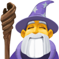🧙♂️ Penyihir Laki Laki Facebook