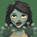 🧟♀️ Zombie Perempuan Apple