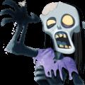 Zombie Perempuan Facebook