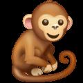 Monyet WhatsApp