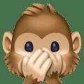 Monyet Jangan Berbicara yang Jelek Facebook