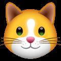 Wajah Kucing WhatsApp