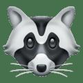 Rakun Emojipedia