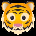 Wajah Harimau