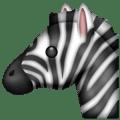 Zebra Emojipedia