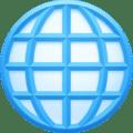Globe dengan Meridian Facebook