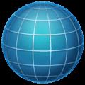 Globe dengan Meridian WhatsApp