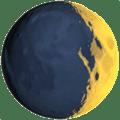 🌒 Bulan Sabit Awal Apple