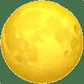 Bulan Purnama Apple