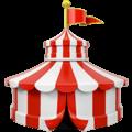 🎪 Tenda Sirkus Apple