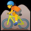 Orang Naik Sepeda Gunung Google
