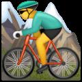 Orang Naik Sepeda Gunung WhatsApp