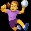 Wanita Bermain Bola Tangan Facebook