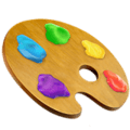 Palet Seniman Apple