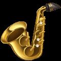 🎷 Saksofon Facebook