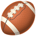 🏈 American Football Apple