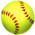 Softball Apple