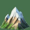 🏔️ Gunung Bersalju Apple