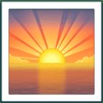 🌅 Matahari Terbit Apple