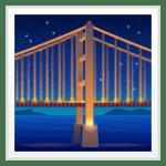 🌉 Jembatan Di Malam Hari WhatsApp