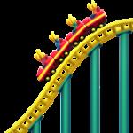🎢 Roller Coaster Apple
