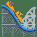 🎢 Roller Coaster WhatsApp