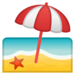🏖️ Pantai Dengan Payung Google