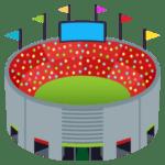 🏟️ Stadion JoyPixels