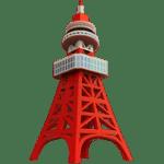 🗼 Menara Tokyo Apple