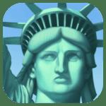 🗽 Patung Liberty Facebook