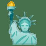 🗽 Patung Liberty Google