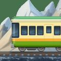 🚞 Kereta Pegunungan Apple