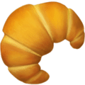 🥐 Croissant Apple