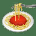 🍝 Spageti Apple