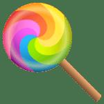 🍭 Permen Lolipop JoyPixels