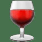 🍷 Gelas Anggur Apple