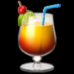 🍹 Minuman Tropis Apple