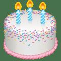 🎂 Kue Ulang Tahun WhatsApp
