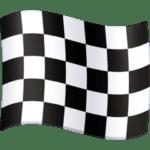 🏁 Bendera Kotak Kotak Facebook