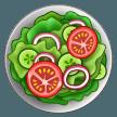🥗 Salad Hijau Samsung