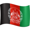 🇦🇫 Bendera Afganistan Facebook