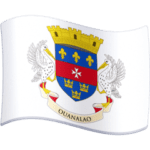 🇧🇱 Bendera Saint Barthelemy Facebook
